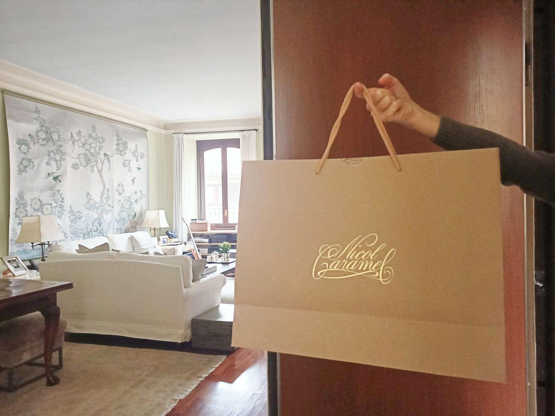 Home delivery in giornata a Milano